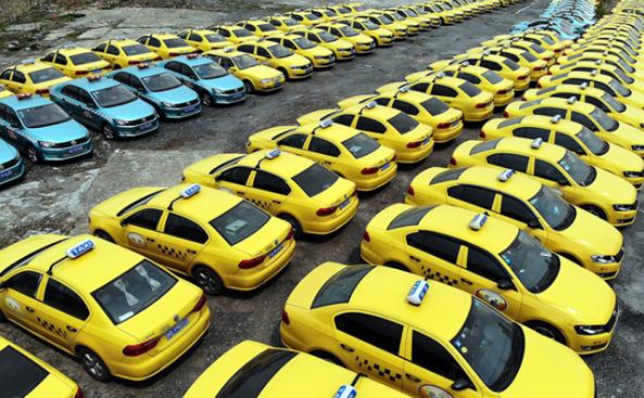 破解出租车退租潮需要优化升级逆流而上